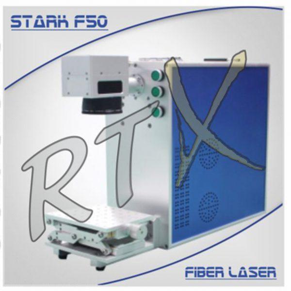 Utilaj portabil de marcat si gravat metale STARK F50 Fiber Laser